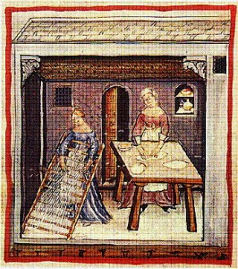 История происхождения пасты