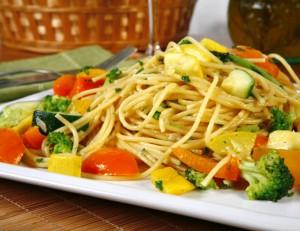 Spaghetti Примавера