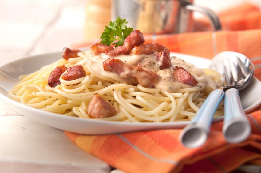 паста карбонара классико рецепт