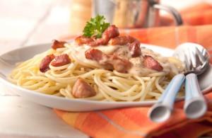 Spaghetti Карбонара