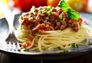 Spaghetti Болоньєзе