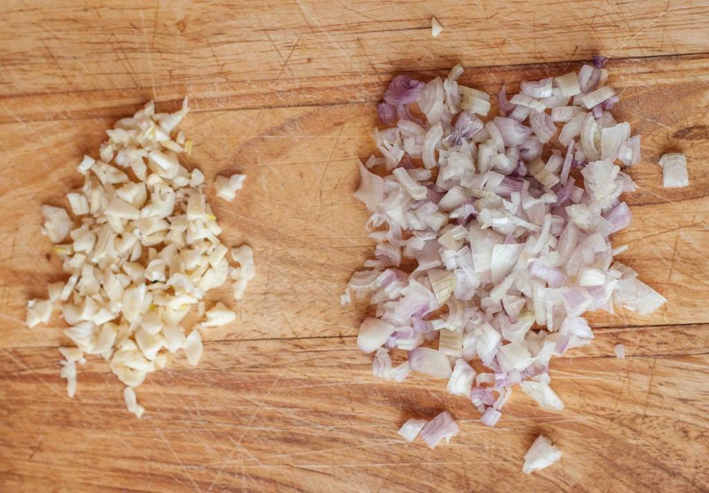 Паста з морепродуктами у вершковому соусі